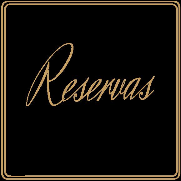 Reservas - Producto